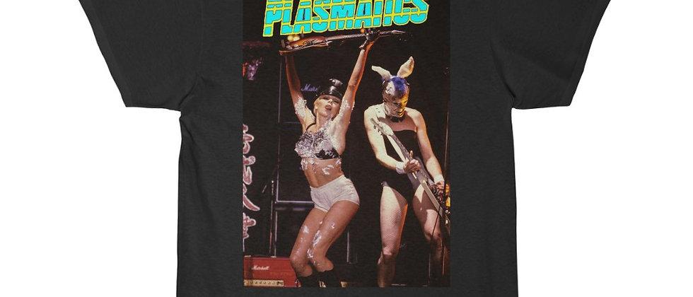 PLASMATICS Wendy and Richie Live Men's Short Sleeve Tee