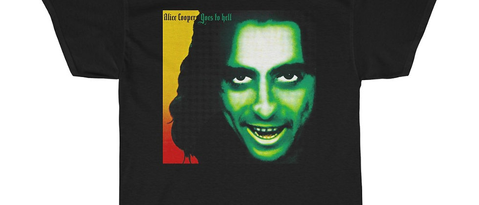 Alice Cooper Goes To Hell Unisex Heavy Cotton Tee