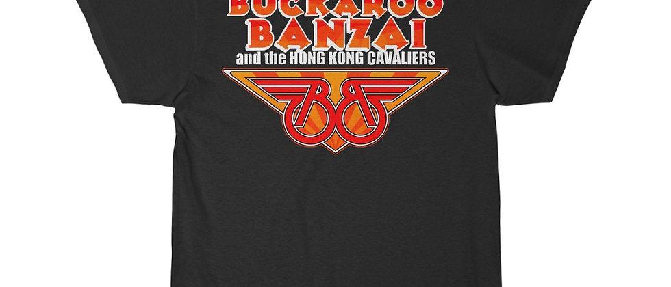 Buckaroo Banzi and the Hong Kong Caveliers logo Short Sleeve Tee