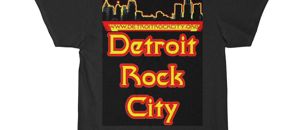 DETROIT ROCK CITY.org  Men's Short Sleeve Tee