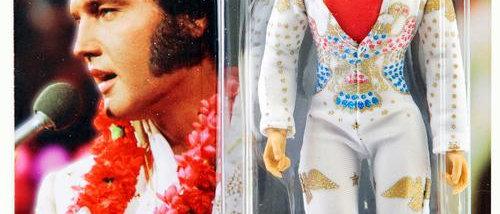 """MEGO ELVIS Presley 8""""  Action Figure"""