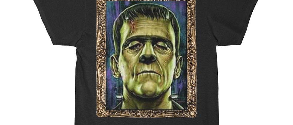 FRANKENSTEIN Portrait of Evil Men's Short Sleeve Tee