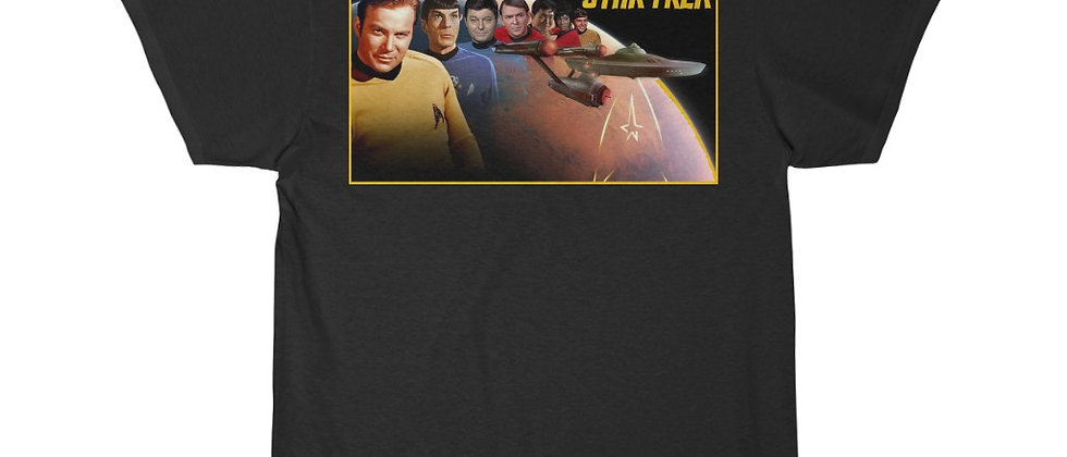 STAR TREK TOS Men's Short Sleeve Tee