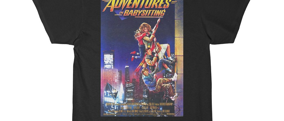 Adventures In Babysitting  Men's Short Sleeve Tee