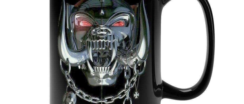 Motorhead on  Black Mug 15oz