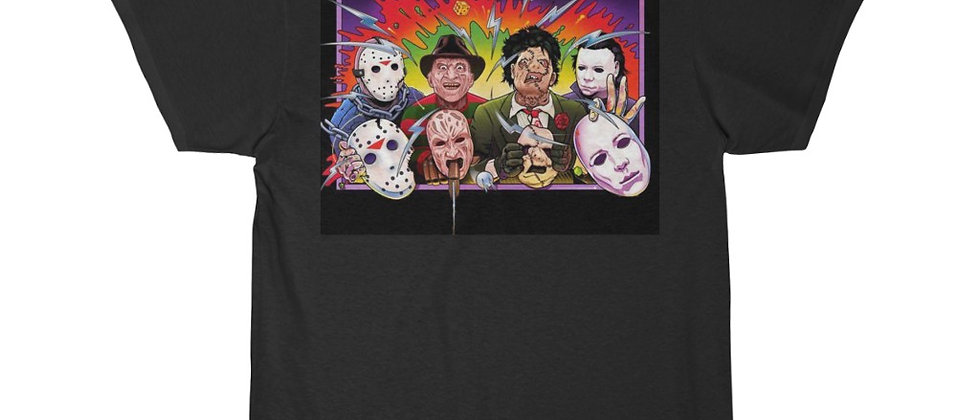 Famous Monsters Unmasked Men's Short Sleeve Tee