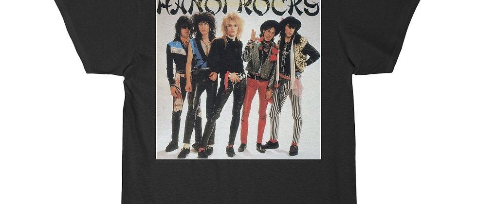 Hanoi Rocks Self Destruction Blues Short Sleeve Tee