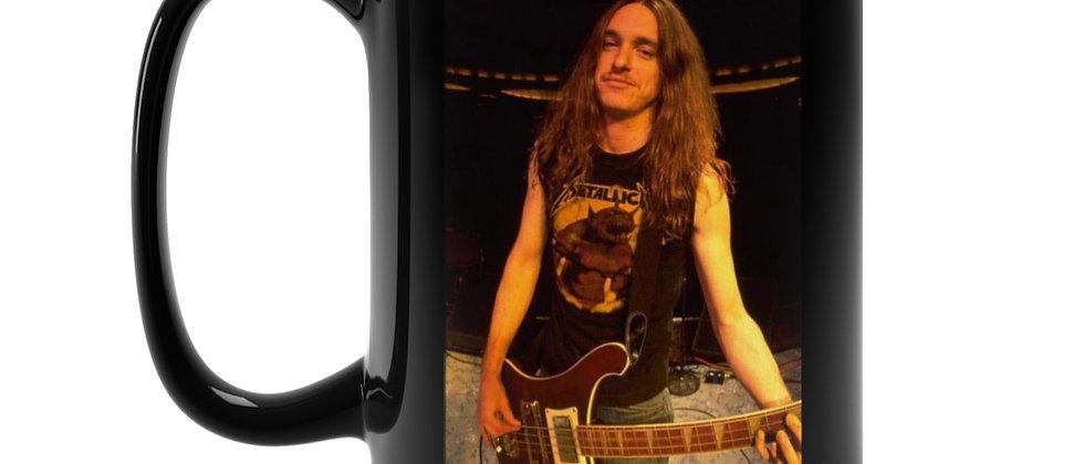 Metallica Cliff Burton Black Mug 15oz