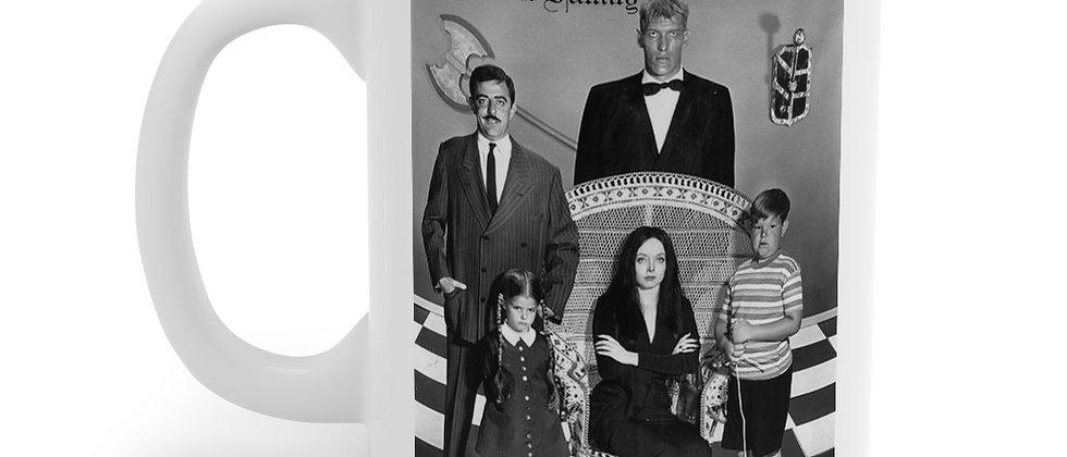 The Addams Family  Mug 11oz
