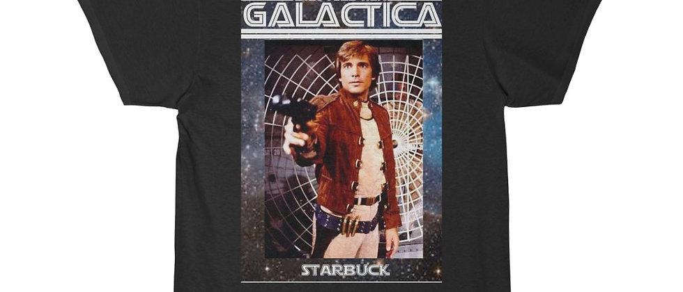 Battlestar Galactica Starbuck Short Sleeve Tee