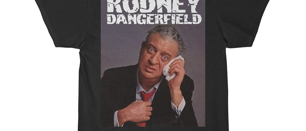 Rodney Dangerfield No Respect Men's Short Sleeve Tee
