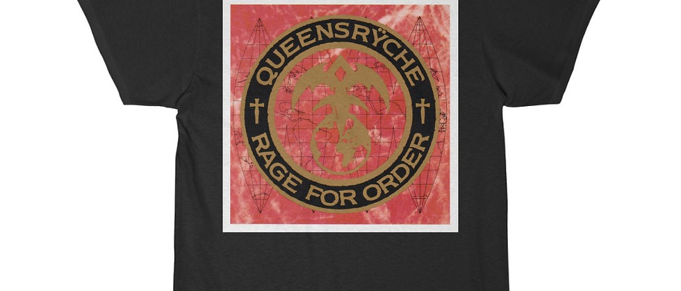 QUEENSRYCHE Rage For Order Men's Short Sleeve T Shirt