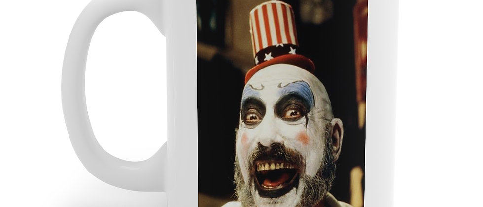 Captain Spaulding from House of a 1000 Corpses Mug 11oz