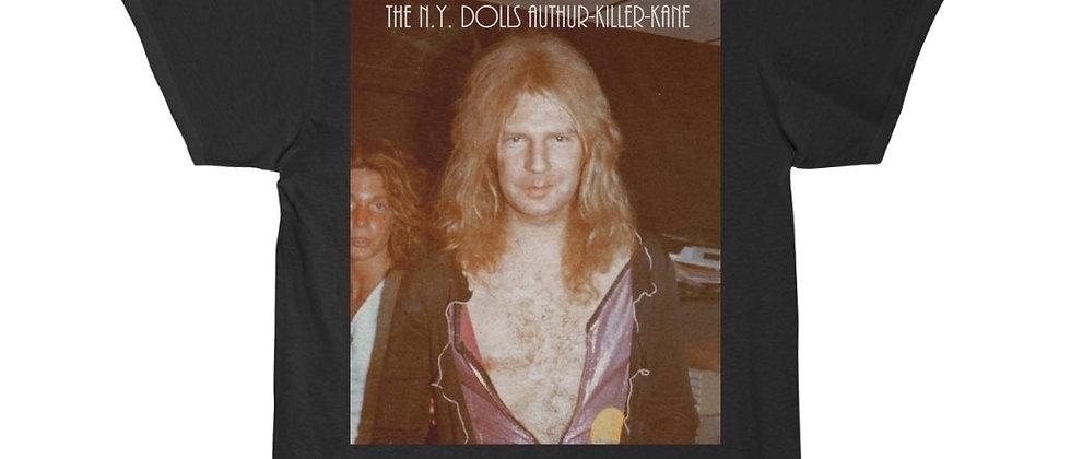 The New York Dolls Arthur Kane Men's Short Sleeve T Shirt