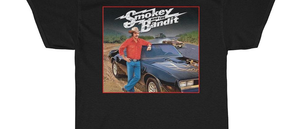 Smokey and the Bandit Unisex Heavy Cotton Tee
