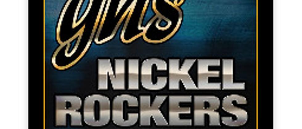 GHS NICKLE ROCKERS
