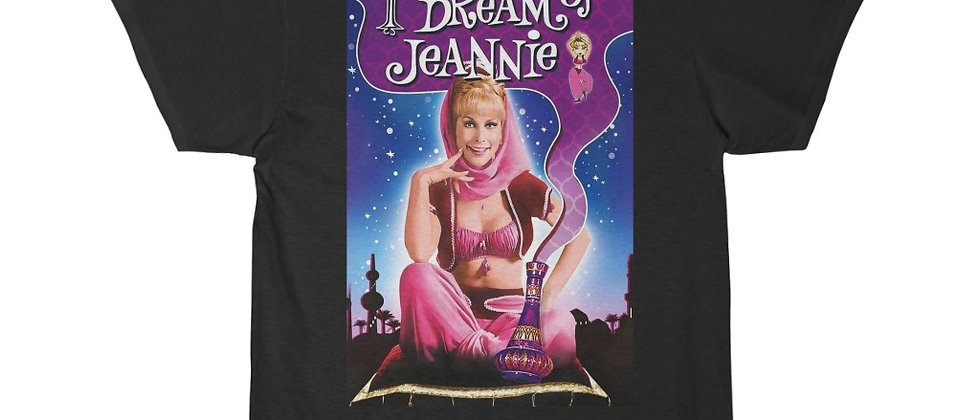 I Dream Of Jeanie Short Sleeve Tee