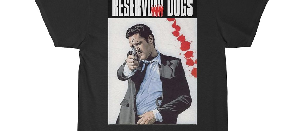 Reservoir Dogs Staredown Mr Blonde  Short Sleeve Tee