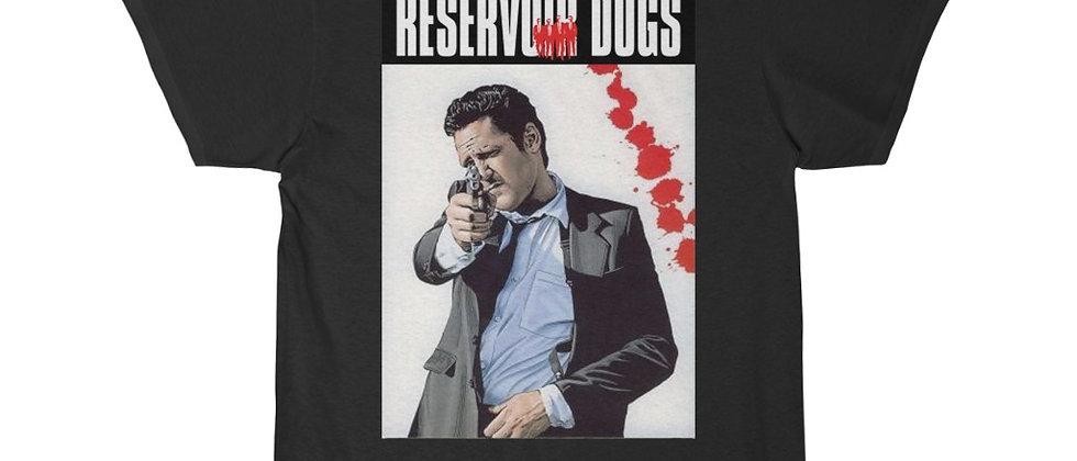 Reservoir Dogs Staredown Mr Blonde  Short Sleeve Tee