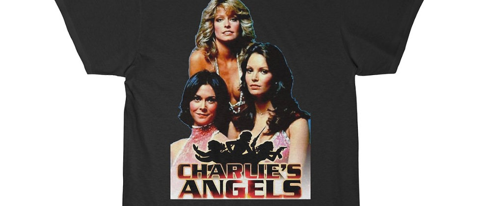 Charlie's Angels The Originals  Short Sleeve Tee