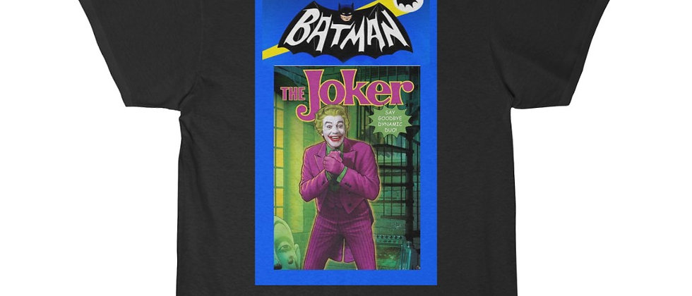 BATMAN 1966 TV Show Joker Short Sleeve Tee