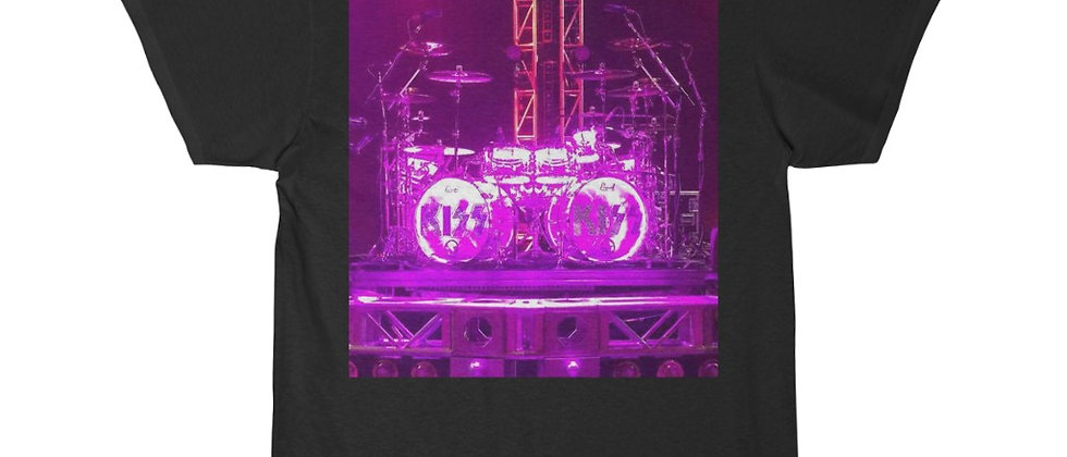 KISS, PAUL STANLEY, ERIC SINGER, T SHIRT, GENE SIMMONS, ACE FREHLEY, PETER CRISS, END OF THE ROAD