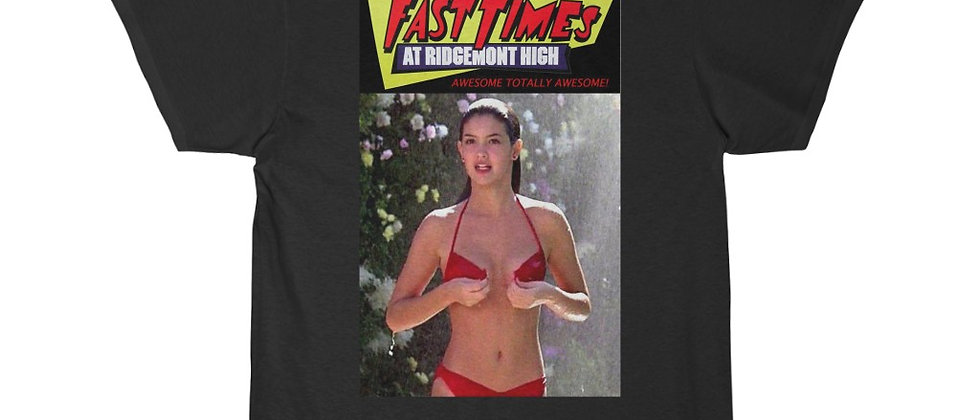 Fast Times At Ridgemont High Pheobe Cates Men's Short Sleeve T Shirt
