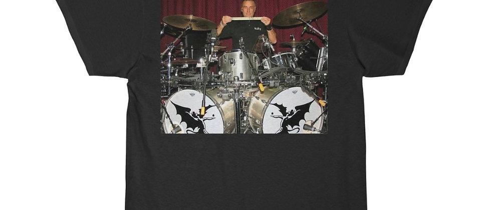 BLACK SABBATH Bill Ward Men's Short Sleeve T Shirt