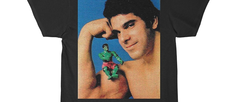 Big Lou, and his MEGO HULK Short Sleeve Tee