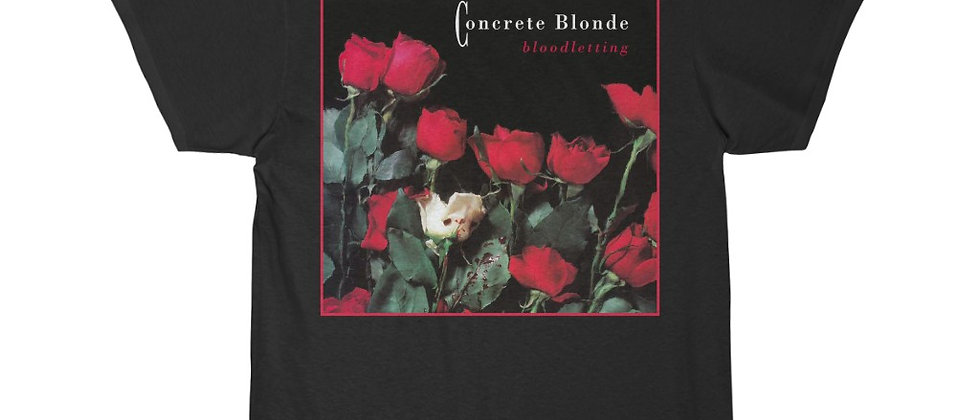 Concrete Blonde Bloodletting Men's Short Sleeve Tee