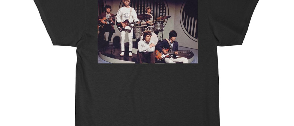 The Rolling Stones Vintage Brian Jones  Men's Short Sleeve Tee