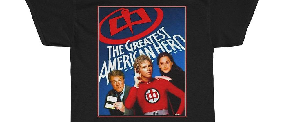 The Greatest American Hero Cast  Unisex Heavy Cotton Tee