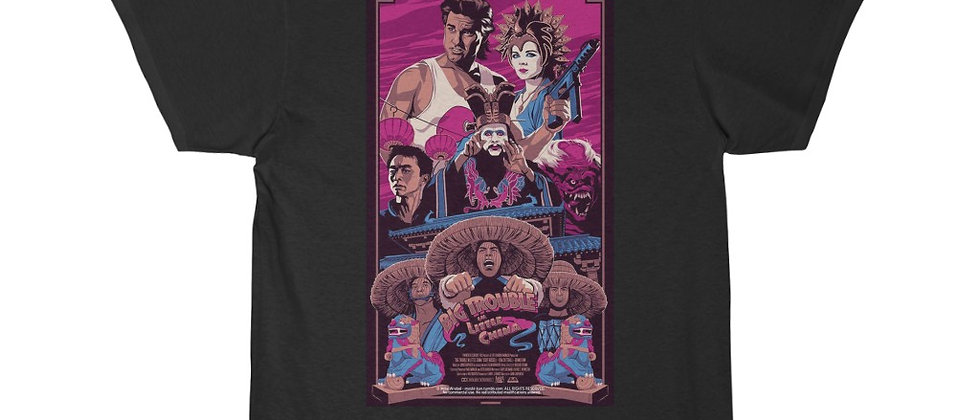 Big Trouble In Little China 2 Men's Short Sleeve Tee
