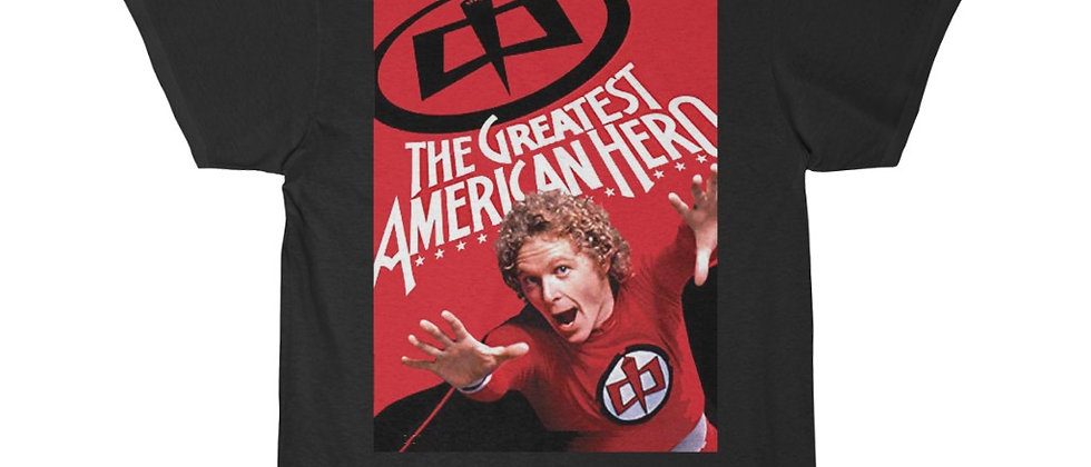 The Greatest American Hero Short Sleeve Tee