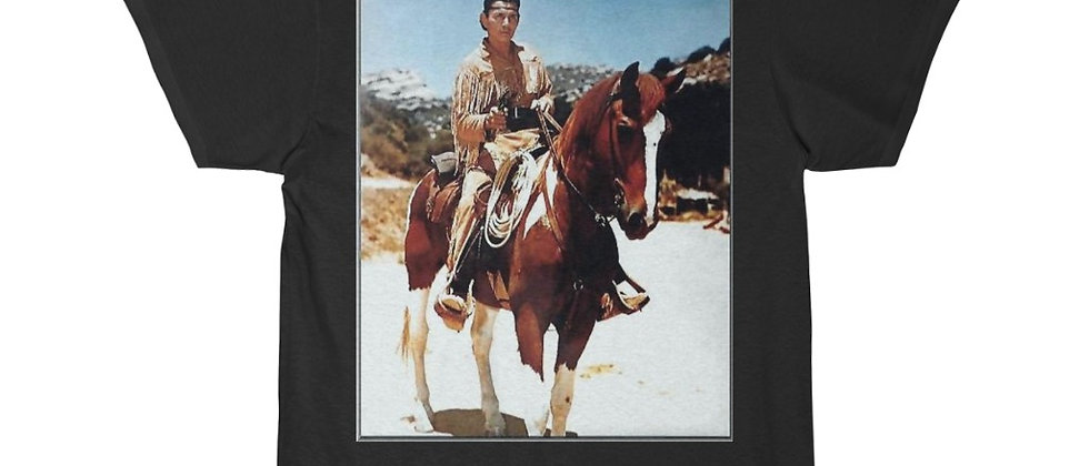Lone Ranger TONTO and Scout Men's Short Sleeve Tee