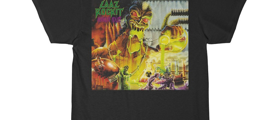 Lazz Rocket Annihilation Principle Special 2 sided Short Sleeve Tee