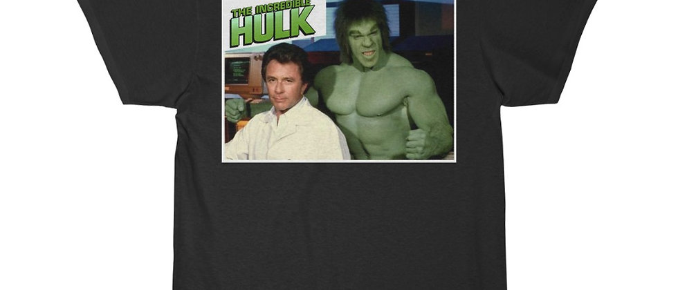 INCREDIBLE HULKS Short Sleeve Tee