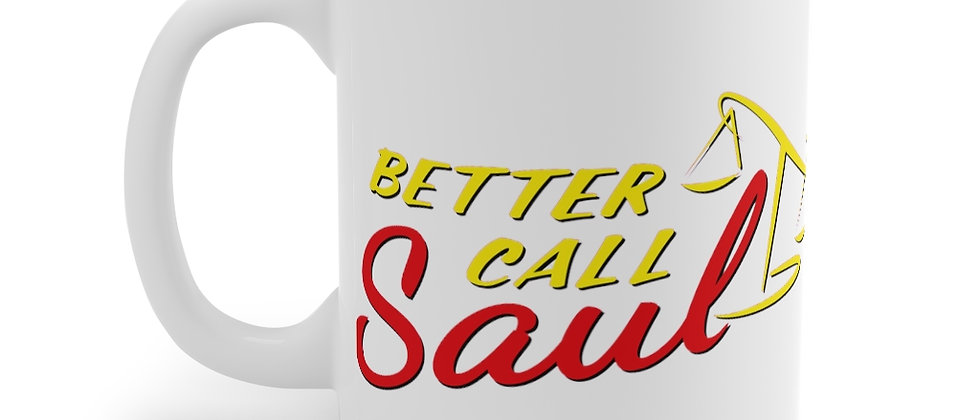 Better Call Saul Goodman Mug 11oz