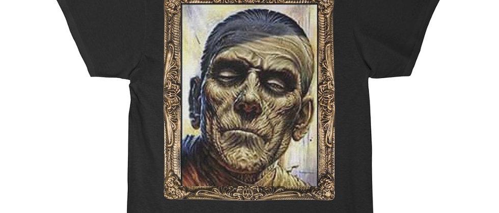 MUMMY Portrait of Evil Men's Short Sleeve Tee