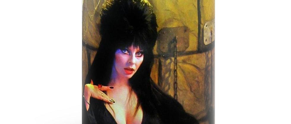 Elvira Black mug 11oz