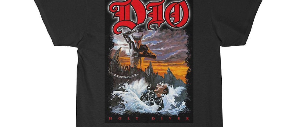 DIO Holy Diver Men's Short Sleeve Tee