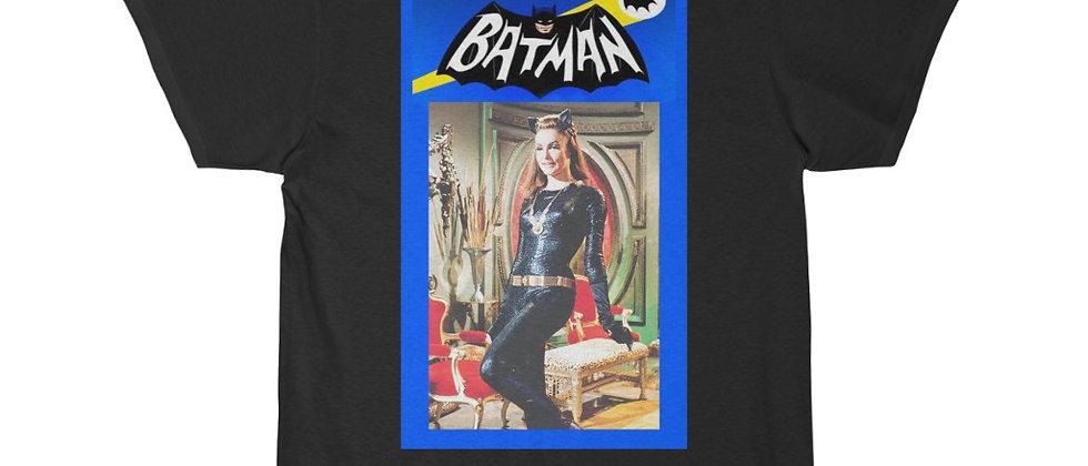 BATMAN 1966 TV Show Catwoman Short Sleeve Tee