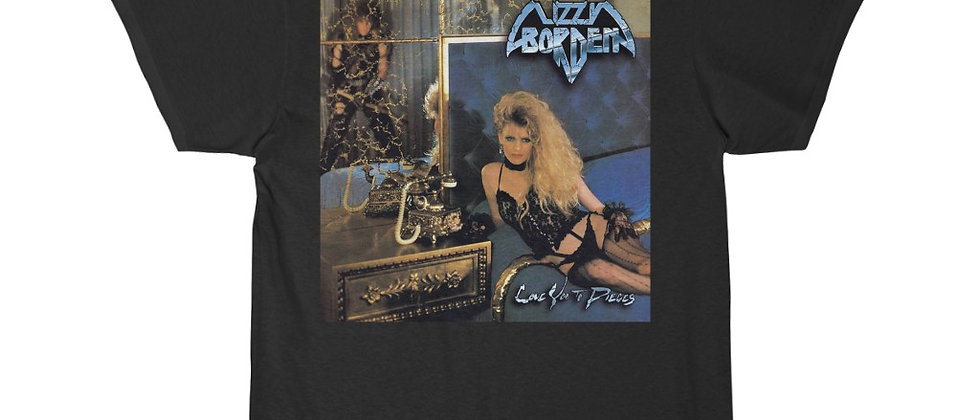 lizzy bordon, t shirt, heavy metal