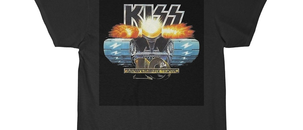 KISS Creatures Of The Night TANK Short Sleeve Tee T Shirt