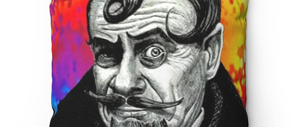 Sir Graves Ghastly Spun Polyester Square Pillow gift