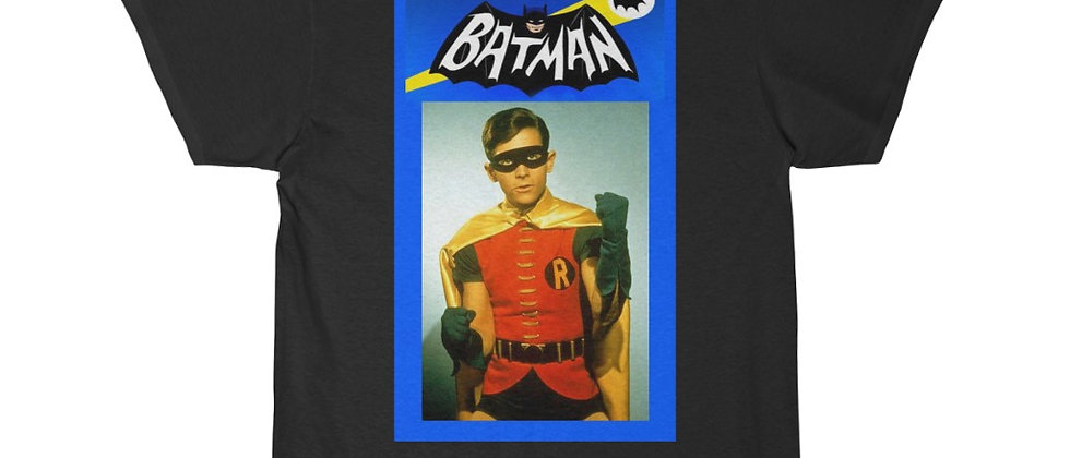 BATMAN 1966 TV Show Robin Short Sleeve Tee