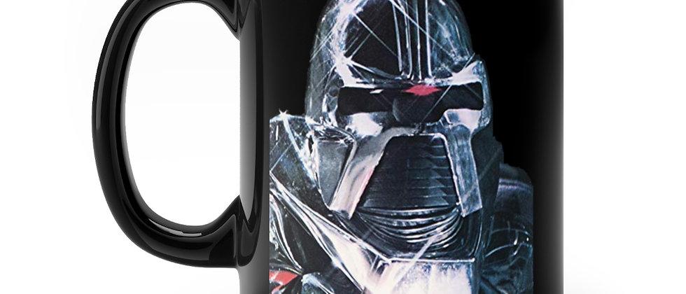 Battlestar Galactica Cylon Centurion Black mug 11oz