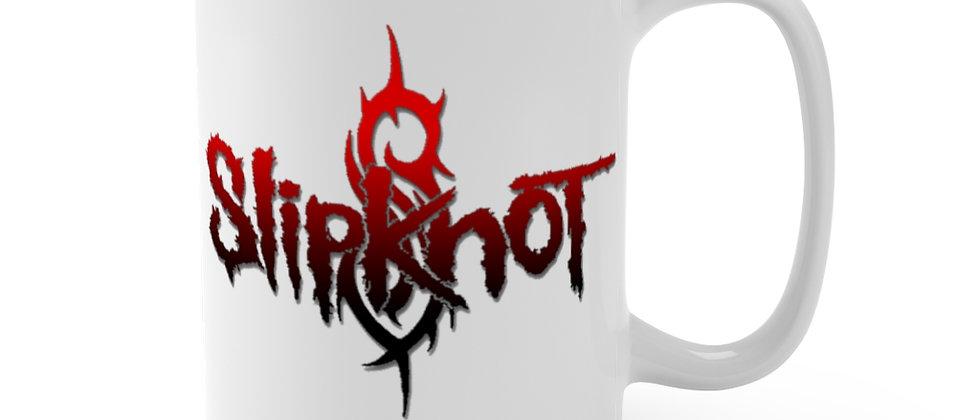 SLIPKNOT logo  Mug 15oz