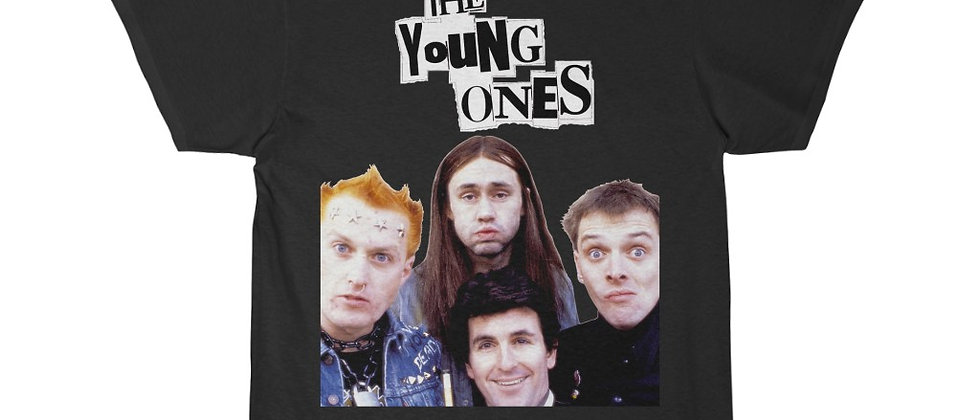 The Young Ones Men's Short Sleeve Tee