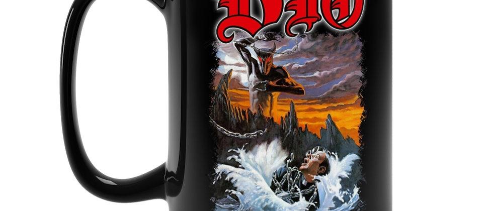 DIO Holy Diver Black Mug 15oz